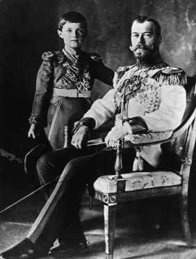 Tsar And Son